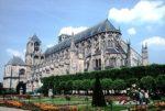 Города Франции — Бурж