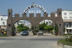 Город Белек в Турции