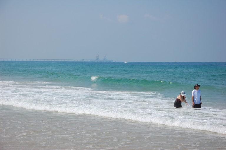 Израиль, моря