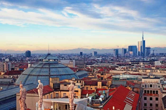 Милан Италия