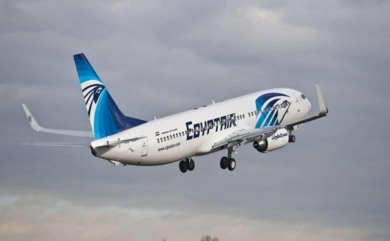 рейс из Москвы в Каир