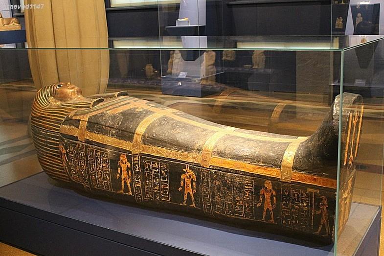 гробница древнего египтянина