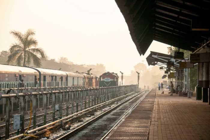 вокзал – Гоа
