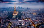 Экскурсии во Франции — Ночной Париж