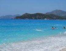 Пляжи Эгейского побережья