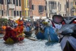 В Венеции открылся карнавал