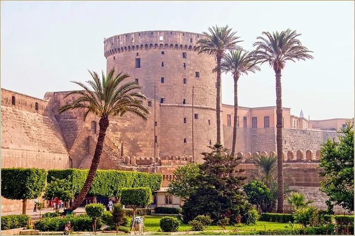 посещение египетских достопримечательностей