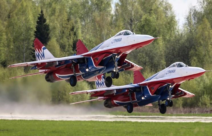 Авиационные группы высшего пилотажа