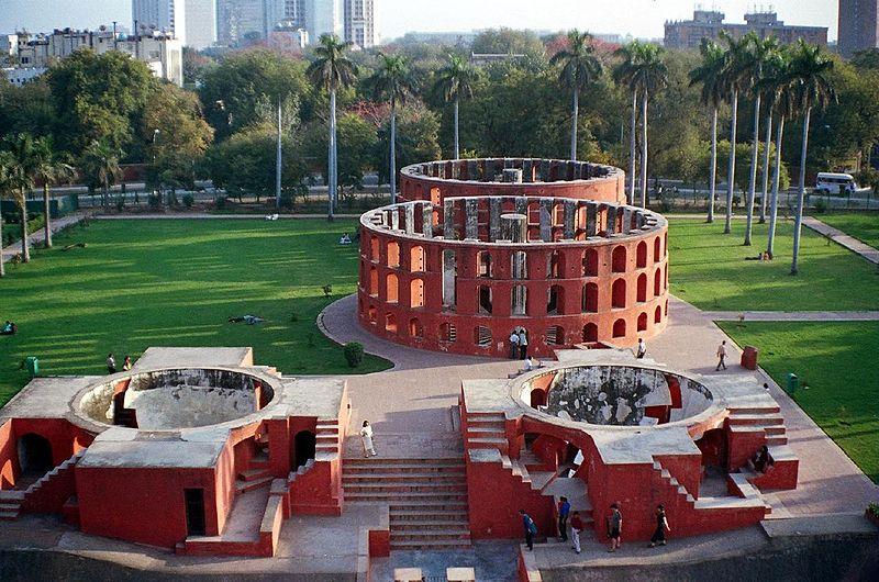 Обсерватория Джантар – Мантар