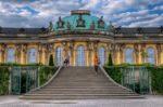 Достопримечательности Германии — Дворец Сан-Суси
