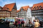 Города Германии —  Хильдесхайм (нем. Hildesheim)