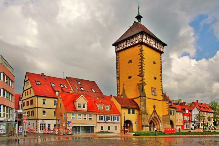 Ройтлинген Германия