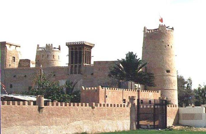 Аджман - исторический музей