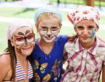 Детская дискотека Турции