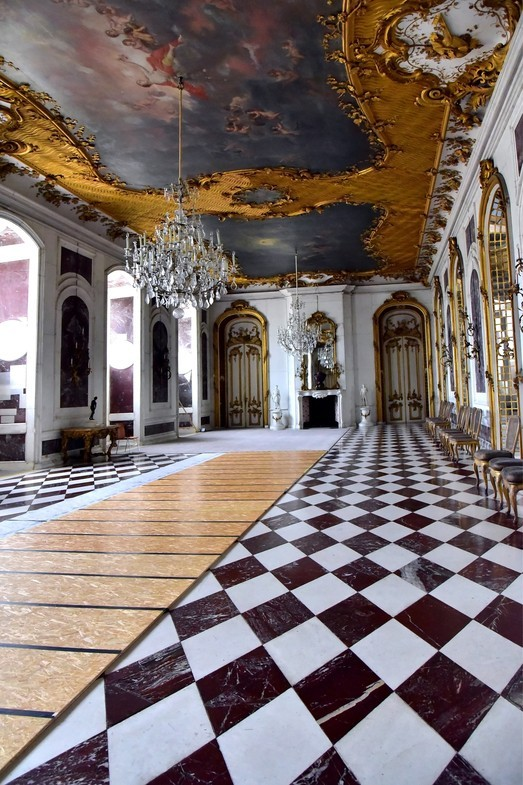 Дворец «Сан-Суси»