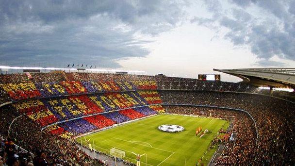Барселона – спорт и покупки