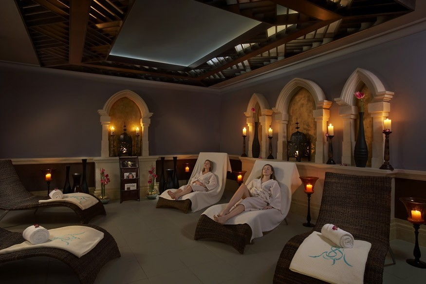 Марокканская баня