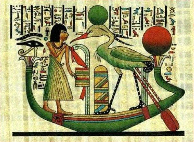 мифология Египта