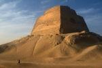Достопримечательности Египта – Пирамида в Медуме