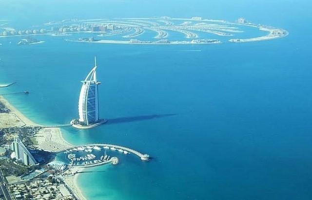 Экскурсия в Дубаи