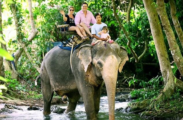 В Таиланд с ребенком
