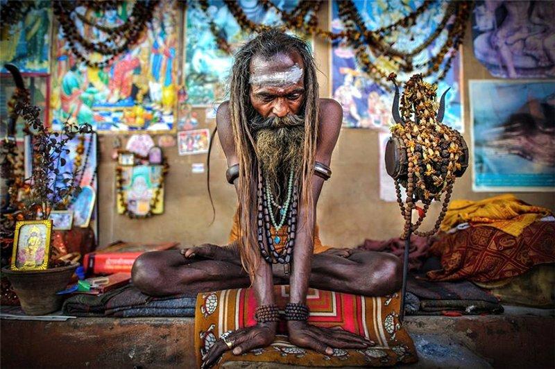 Индийская йога