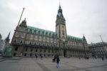 Достопримечательности Германии — Гамбург, городская Ратуша, резиденция парламента
