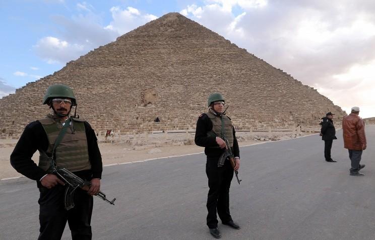 вероятность террористических актов в Египте