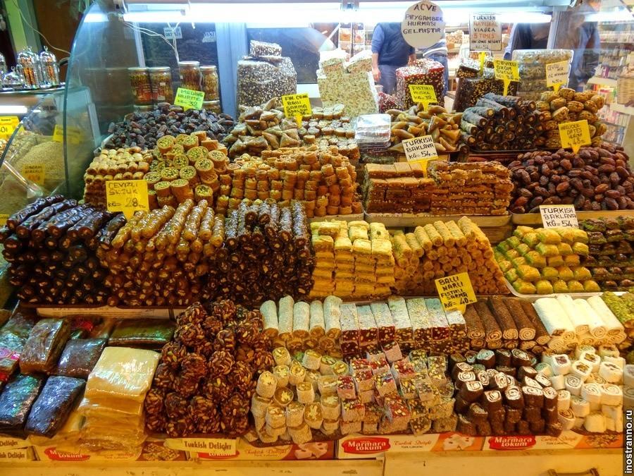 подарки из Турции
