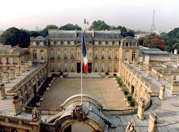 Елисейский дворец