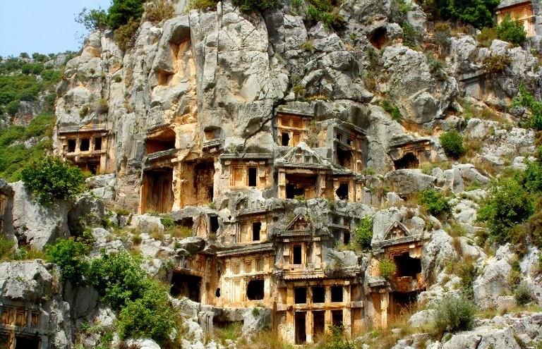 Экскурсии из Анталии