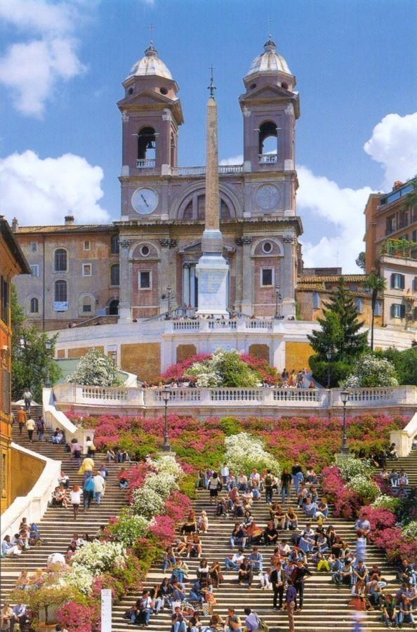экскурсионный тур «Римские каникулы»