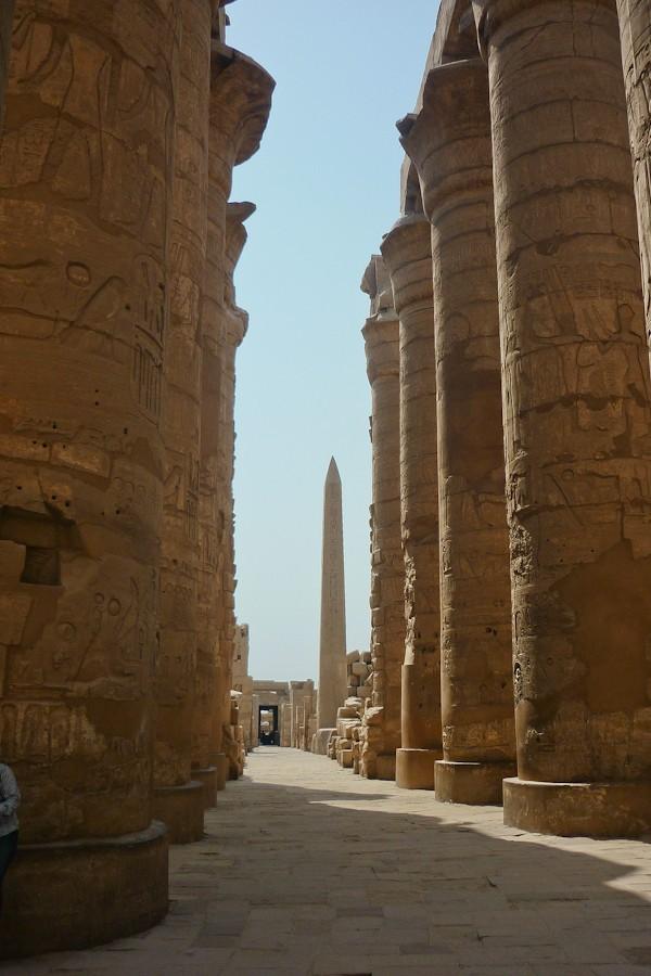 Архитектурные постройки Древнего Египта
