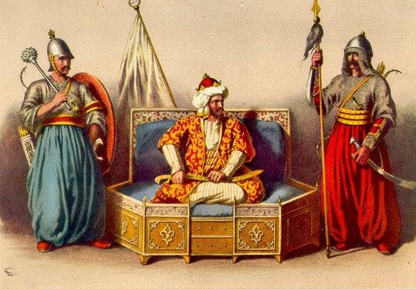 История Турции