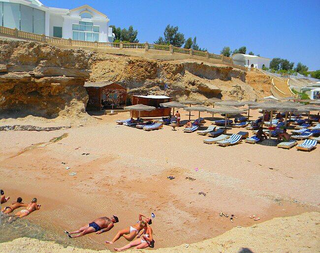 курорт в Египте