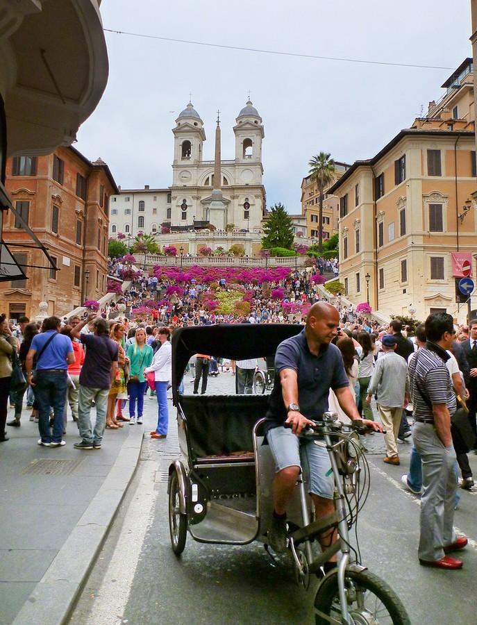 экскурсия по Риму