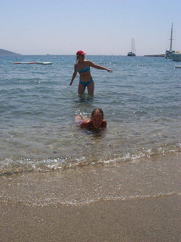 Берега Эгейского моря