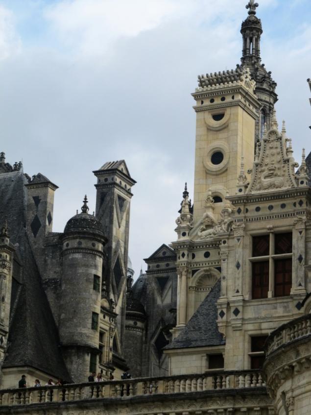 Замки королей