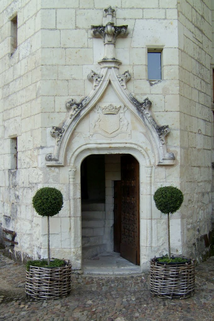 замок риво франция