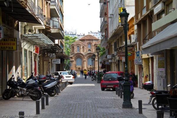 Обзорная экскурсия по Салоникам