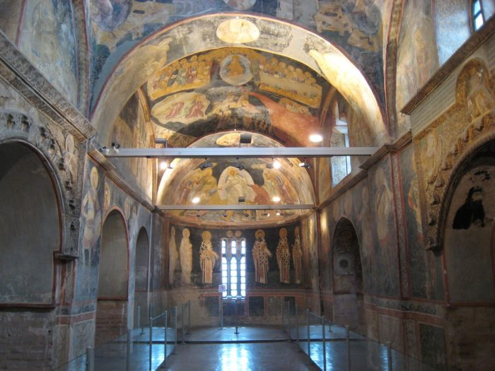 монастырь Хора