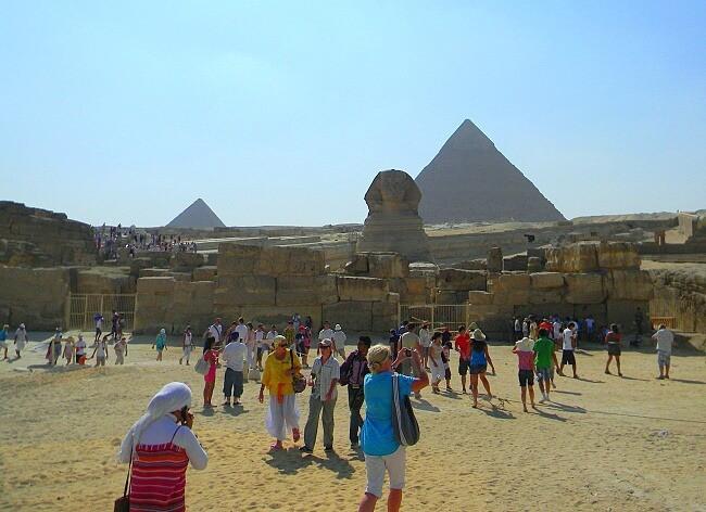 вещи для поездки в Египет