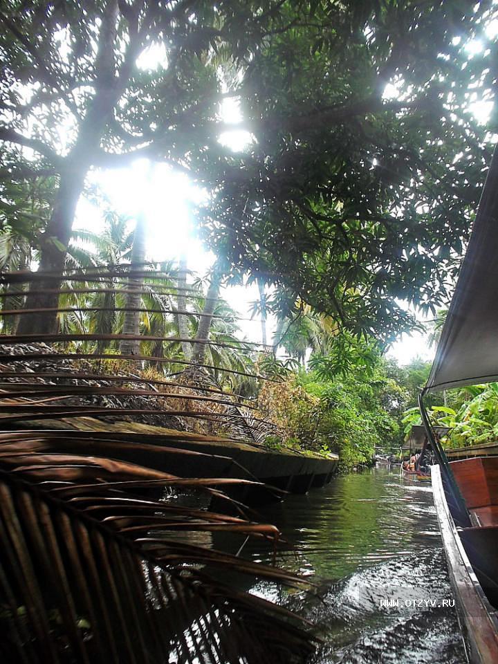 Путешествие на реку Квай