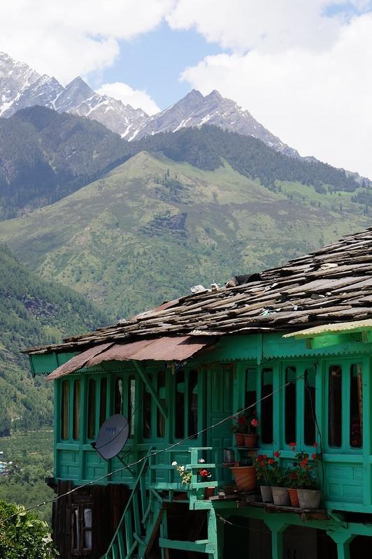 Гималаи - дом Богов