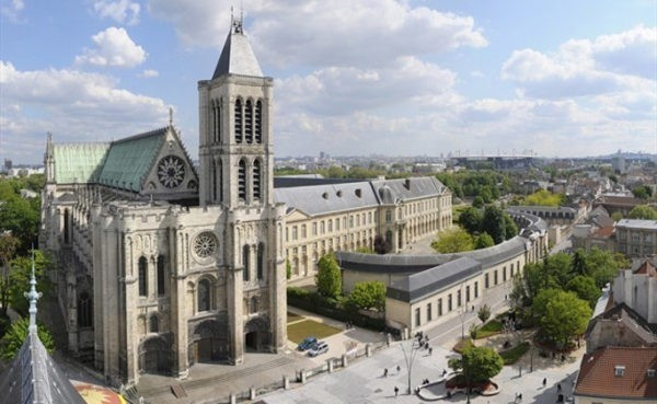 аббатство сен-дени париж
