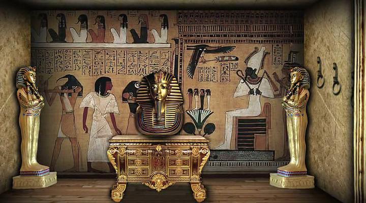 развитие Древнего Египта