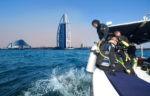 Экскурсии в ОАЭ — Погружение с аквалангом