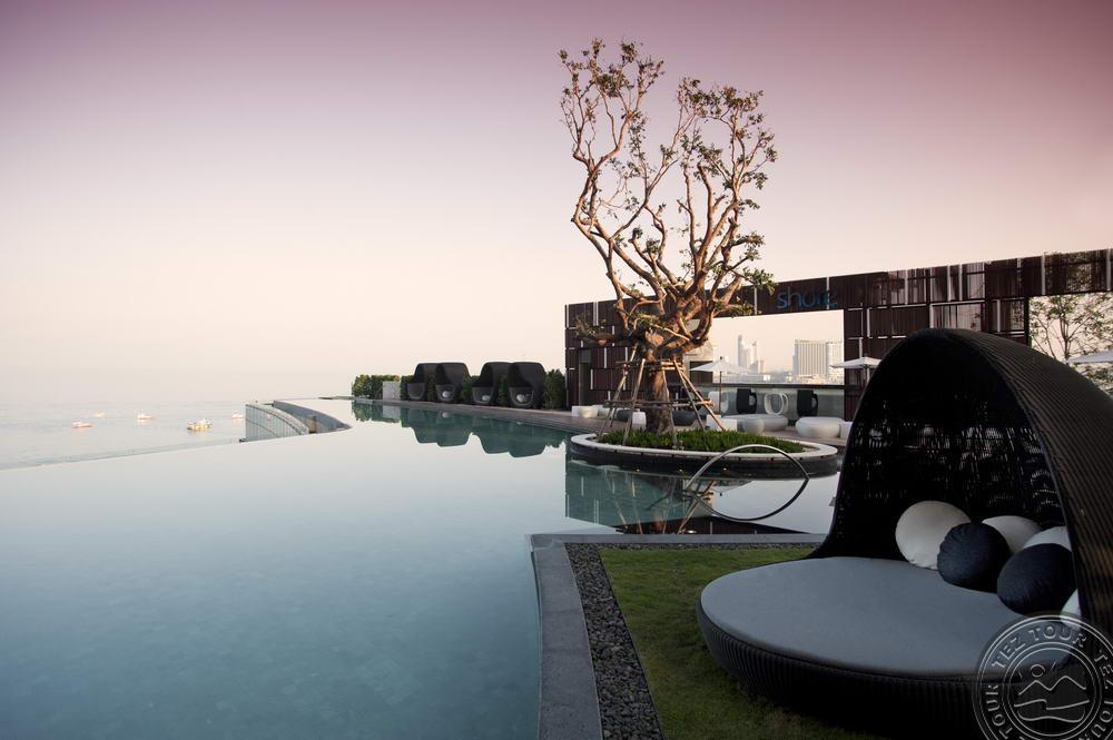 Отель Hilton de Pattaya