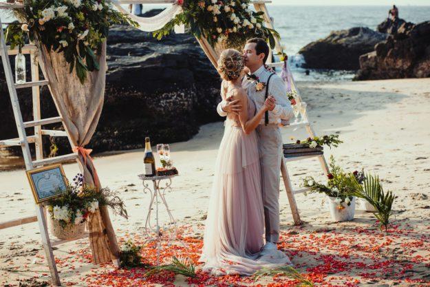 Свадьба на Гоа