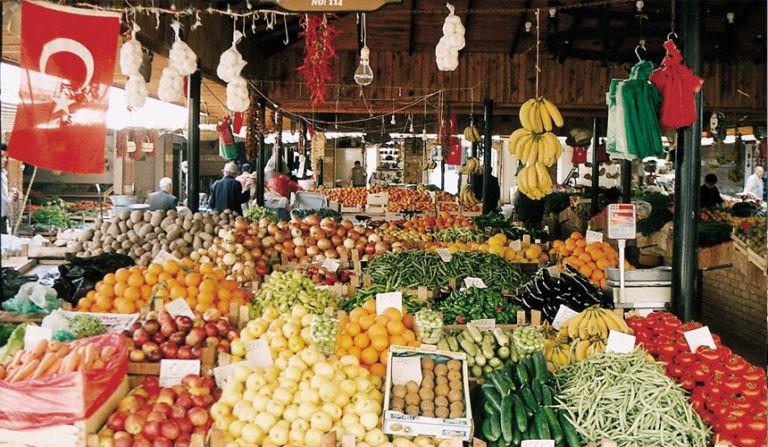 Цены в Турции